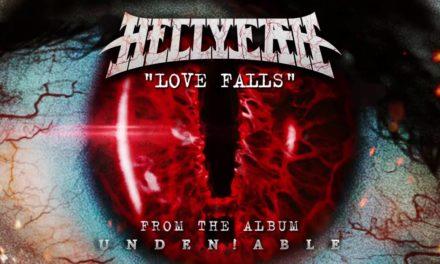 """HELLYEAH release video """"Love Falls"""""""