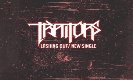 "Traitors post track ""Lashing Out"""