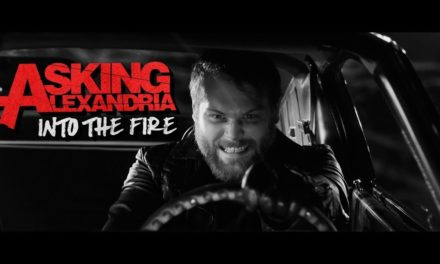 """Asking Alexandria release video """"Into The Fire"""""""
