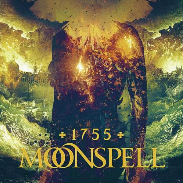 "Moonspell release lyric video ""Todos Os Santos"""