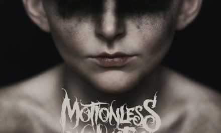 "Motionless In White release video ""Necessary Evil"""