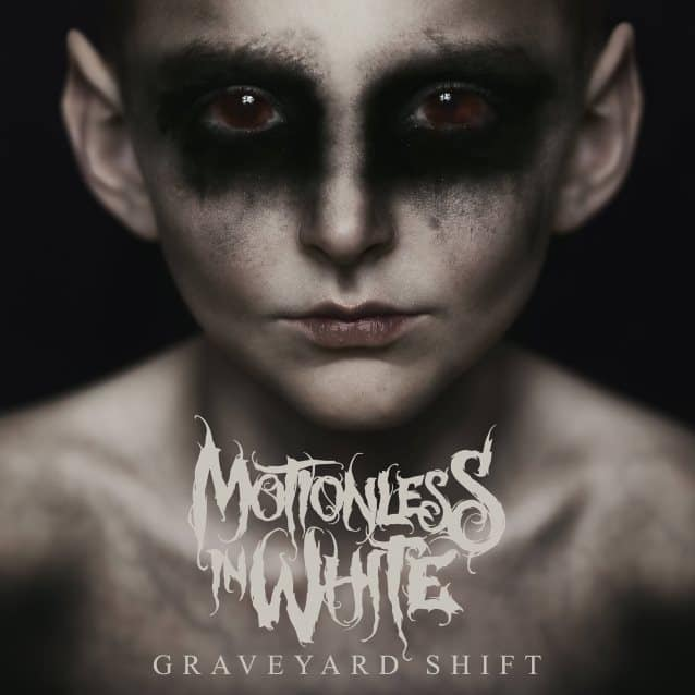 """Motionless In White release video """"Necessary Evil"""""""