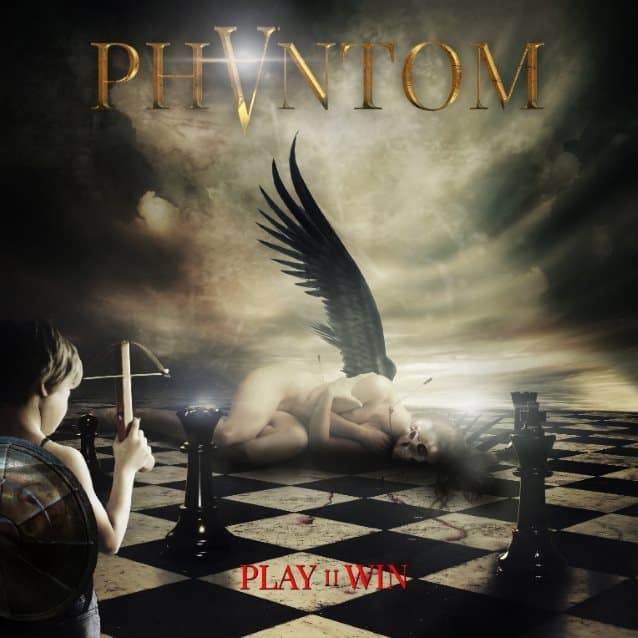 "Phantom 5 release lyric video ""Read Your Mind"""
