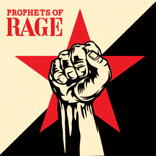 """Prophets Of Rage post track """"Strength In Numbers"""""""