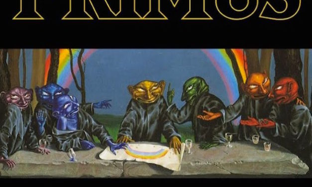 """Primus post track """"The Valley"""""""