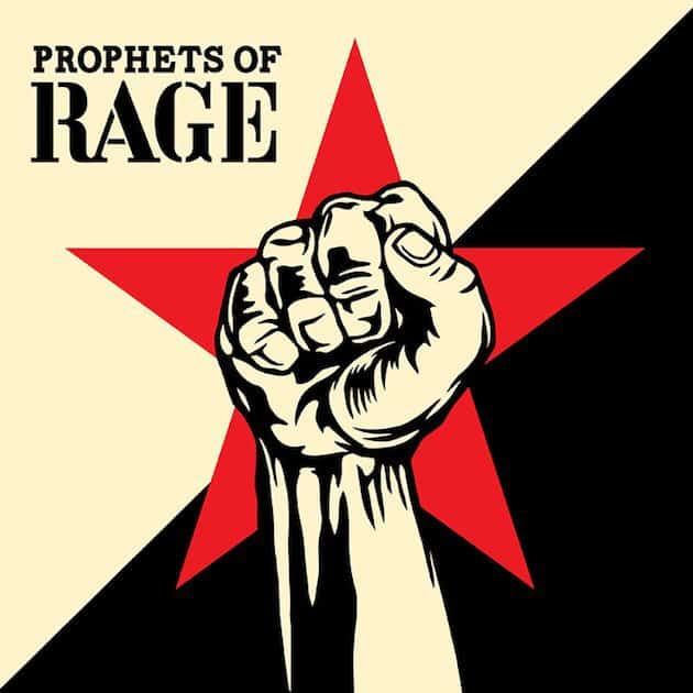 "Prophets of Rage released a video for ""Strength in Numbers"""