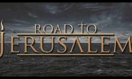 """Road To Jerusalem post track """"Under Your Skin"""""""