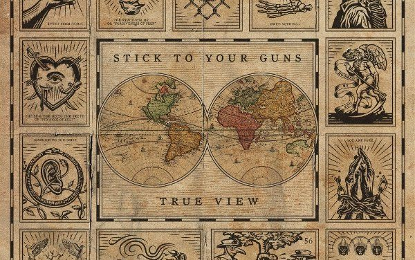 """Stick To Your Guns post track """"Married To The Noise"""""""