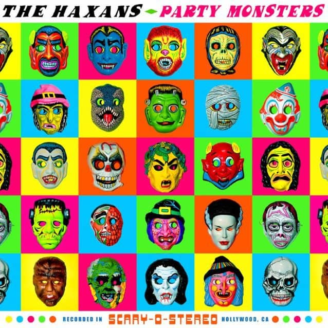 The Haxans Announces The Release 'Party Monsters'