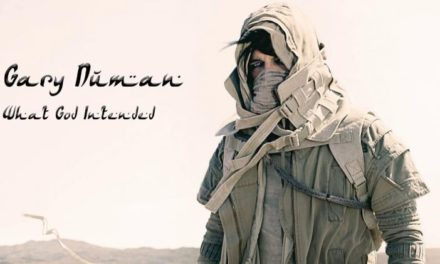 """Gary Numan posts track """"What God Intended"""""""