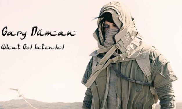 "Gary Numan posts track ""What God Intended"""