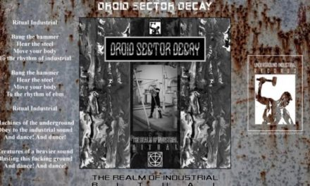 """Droid Sector Decay post track """"The Realm Of Industrial Ritual"""""""