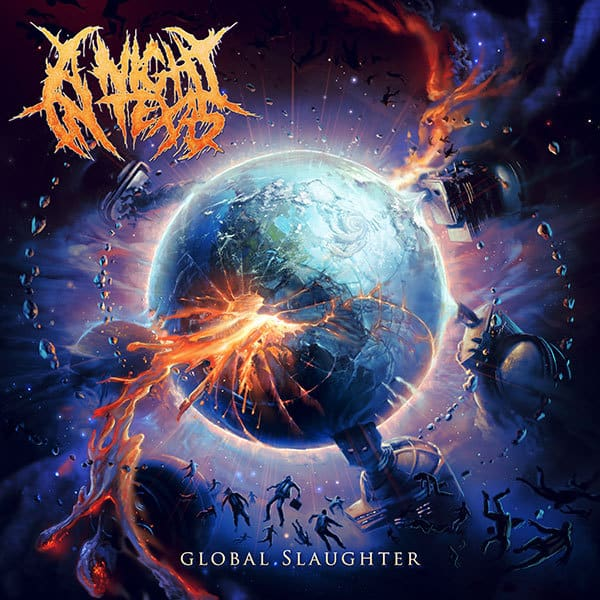 "A Night in Texas release video for ""Population Extermination"""