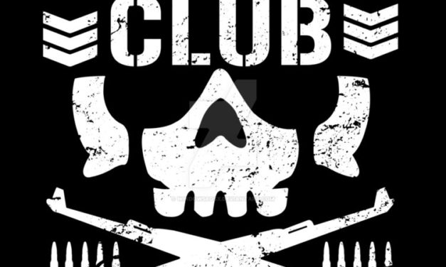 The Bullet Club Invades WWE Monday Night RAW