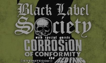 Black Label Society Announce Tour With Corrosion of Conformity, EyeHateGod, and Red Fang