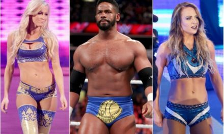 Darren Young, Emma, and Summer Rae Released by WWE