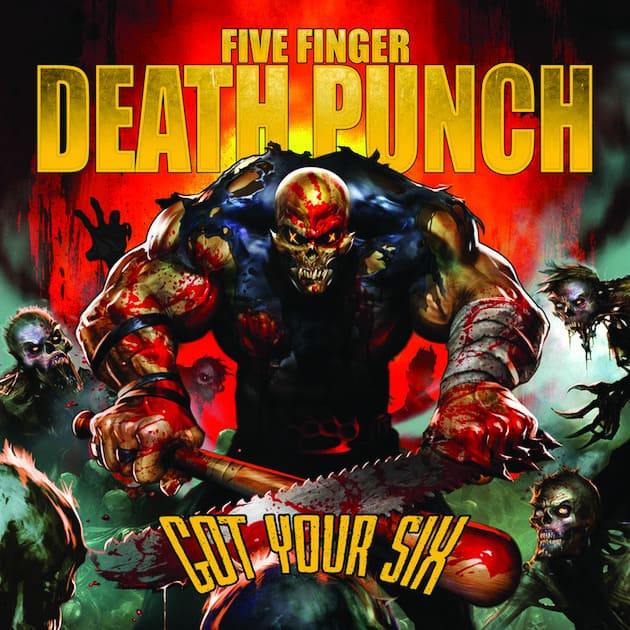 "Five Finger Death Punch release video ""Ain't My Last Dance"""