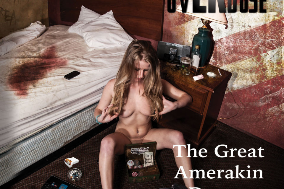 "Amerakin Overdose release video ""Cyber Superstar"""