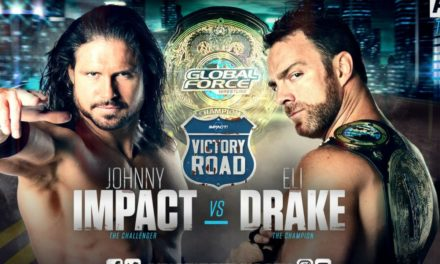 Results for the 9/26/2017 Impact/GFW Wrestling Victory Road Event