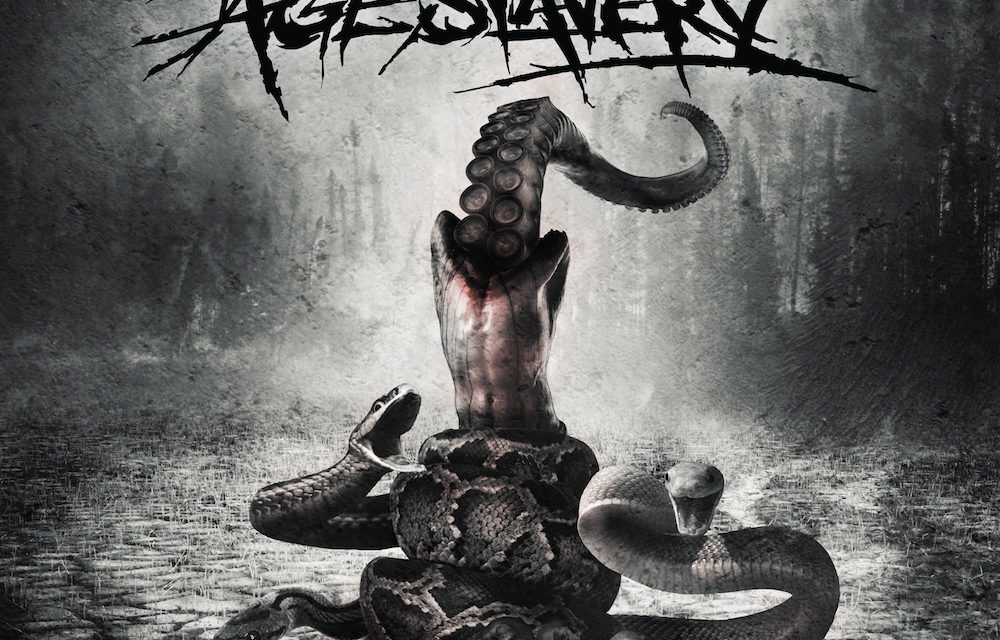 """The Modern Age Slavery post track """"The Reprisal Within"""""""