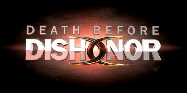 Results for the 9/22/2017Ring of Honor WrestlingDeath Before Dishonor XV Event