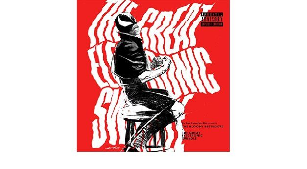 "The Bloody Beetroots release ""Crash"" featuring Jason Aalon Butler of The Fever"