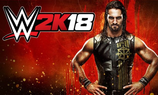 WWE 2K18 Released Today