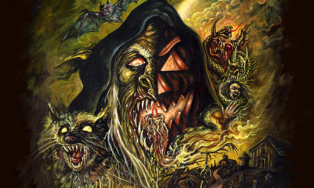 """Acid Witch release new song """"Mutilation Mansion"""""""