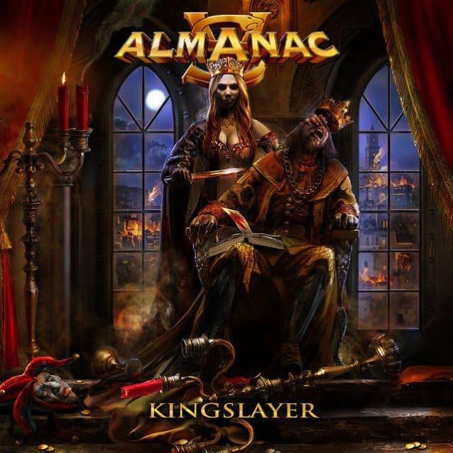 """Almanac release video """"Losing My Mind"""""""