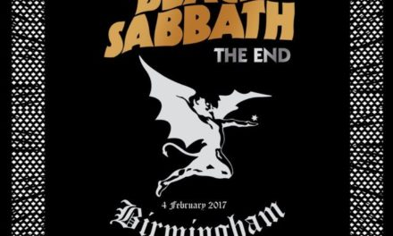 "Black Sabbath to release ""The End"" in November"