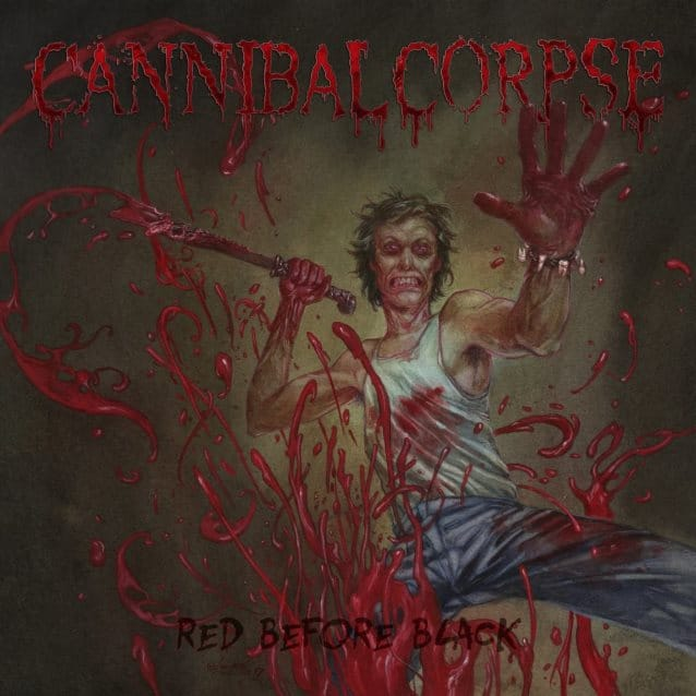 "Cannibal Corpse release new song ""Red Before Black"""