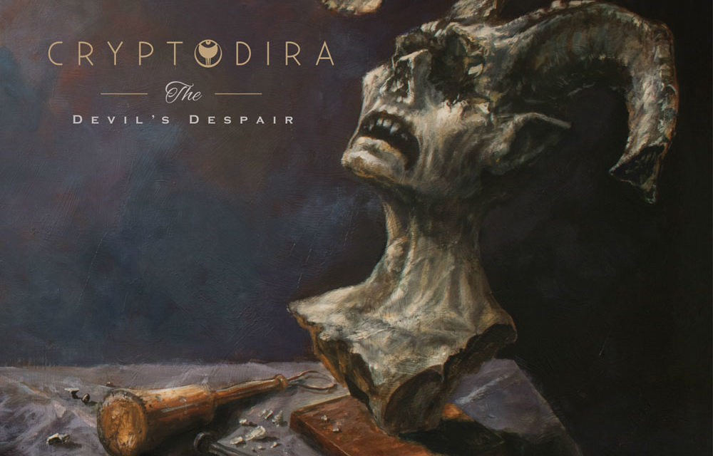 """Cryptodira release video """"In Hell As On Earth"""""""