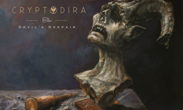 "Cryptodira release video ""In Hell As On Earth"""
