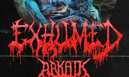 Exhumed Announce Tour Dates With Arkaik