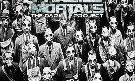 """Fragile Mortals (Rob Dukes+DMC) to release """"The Dark Project"""""""