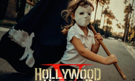 "Hollywood Undead release video ""Renegade"""