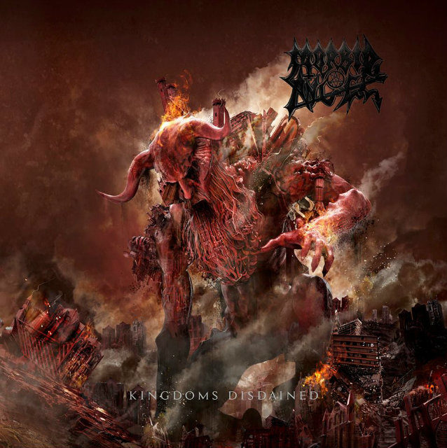 """Morbid Angel to release """"Kingdoms Disdained"""" in December"""