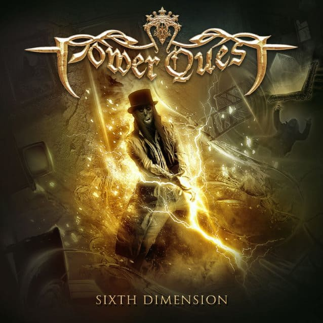 """Power Quest release video """"Lords Of Tomorrow"""""""