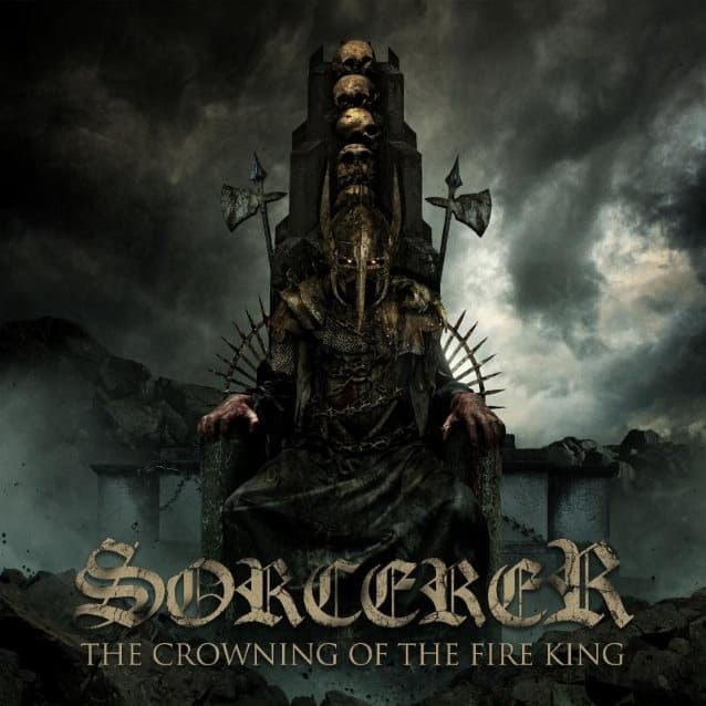 "Sorcerer released a lyric video for ""The Devil's Incubus"""