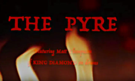 The Pyre (Ex-Monstrosity/King Diamond) Release Their First Song