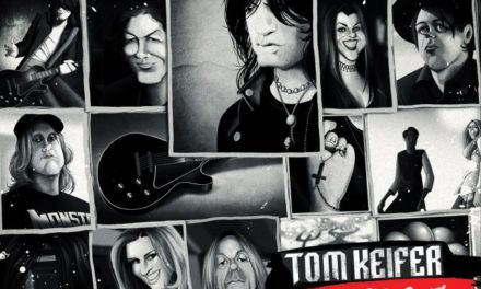 "Tom Keifer released a video for ""The Way Life Goes"""