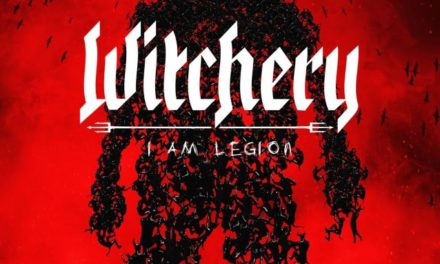 "Witchery released a lyric video for ""Welcome, Night"""