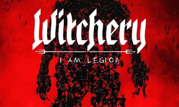 """Witchery release video """"Of Blackened Wing"""""""