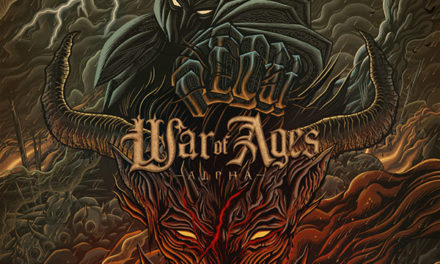 "War of Ages release new lyric video for ""Cut Throat"""