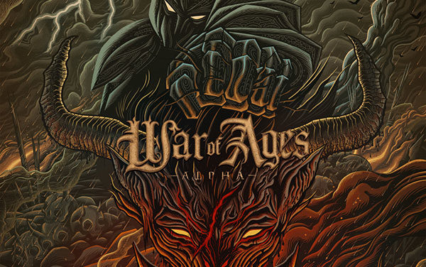 """War of Ages released the song """"Buried Alive"""""""