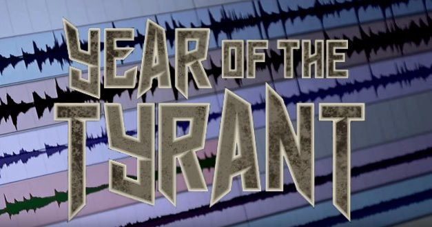 Year Of The Tyrant recruits vocalist Dan Nelson