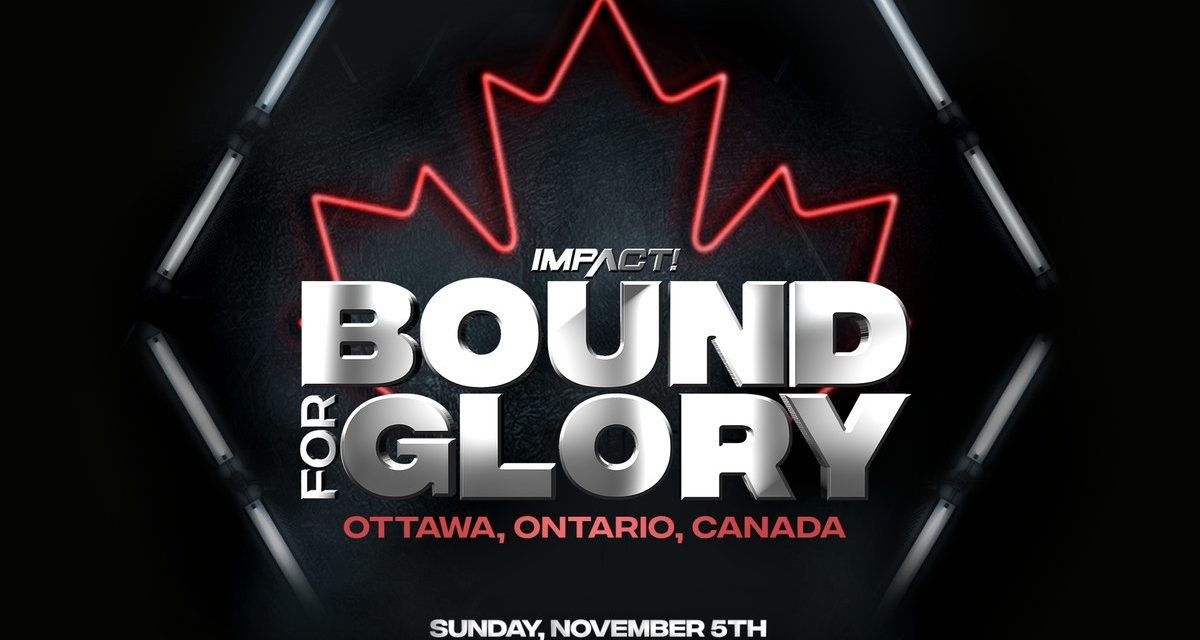 Results for the Impact Wrestling 11/5/2017 Bound For Glory PPV
