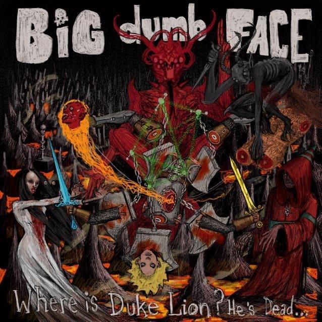 "Big Dumb Face released a video for ""Jesus Retreats"""