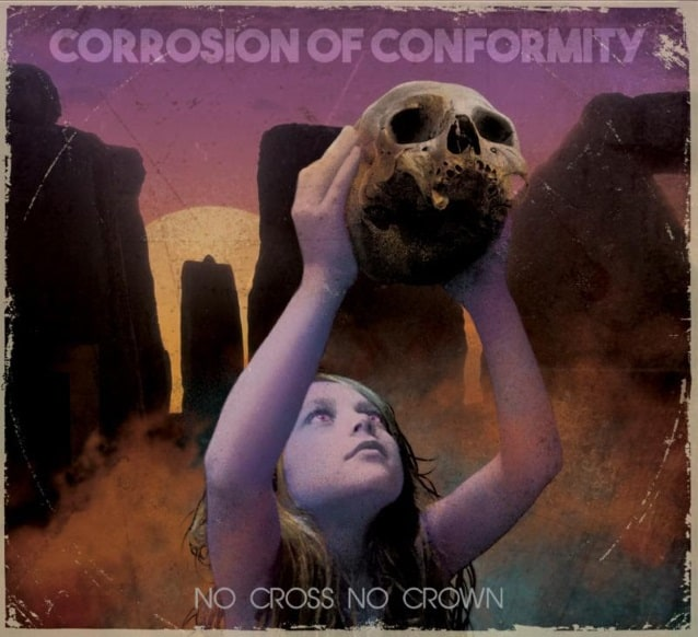 "Corrosion of Conformity released a video for ""The Luddite"""