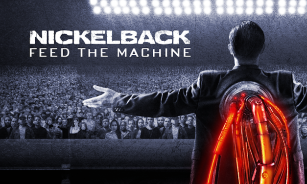 "Nickelback released a video for ""The Betrayal (Act III)"""